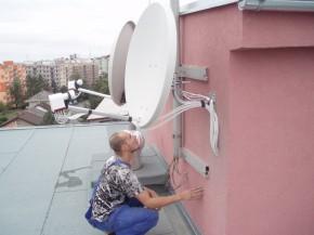 Satelitní a anténní technika Plzeň č.3